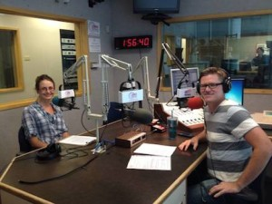 Travis and Kari Frye Guest Host Koinonia 1360 KPXQ.