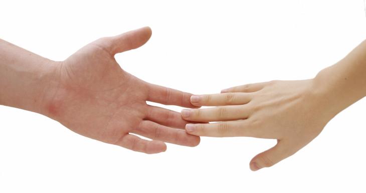reachinghands