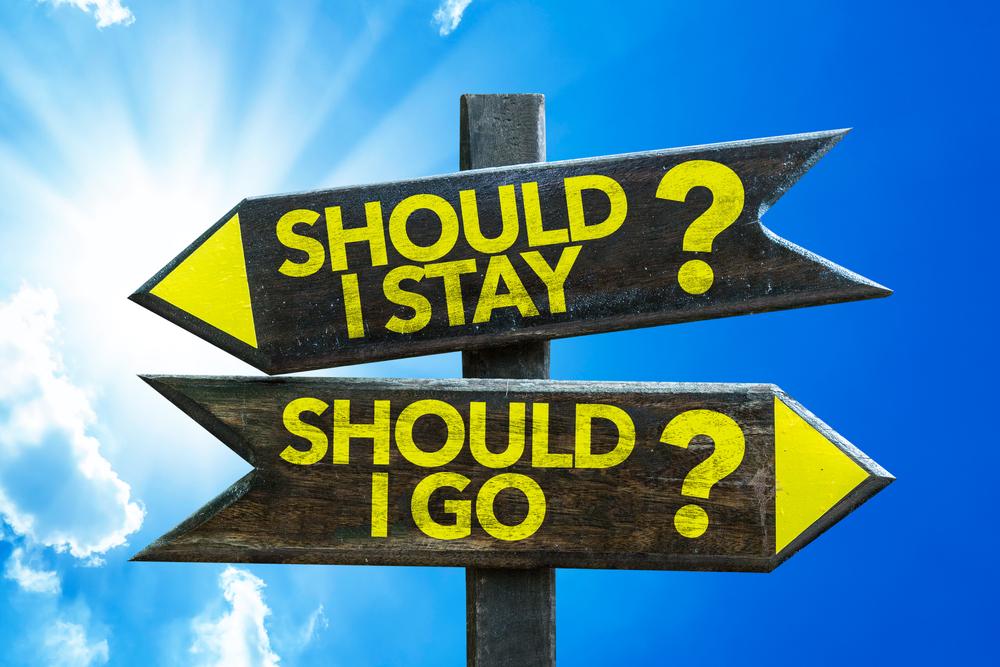 Should I Stay or Should I Go? - Counseling Phoenix Scottsdale